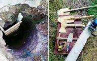 超狂大媽徒手挖「10公尺地洞」想幫兒子逃獄 現在恐一起關進去