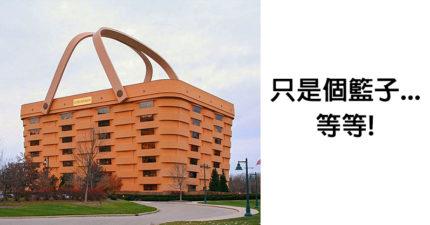 15張讓你「腦袋打結」的異世界建築 「屋頂在腳下」讓人超困擾