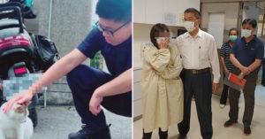 21歲警被無照撞飛「判定腦死」 家屬忍痛「捐贈器官」遺愛10家庭