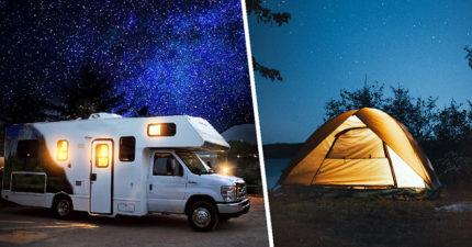 露營控注意!超原始露營挑戰「全程斷網」...挑戰成功拿3萬