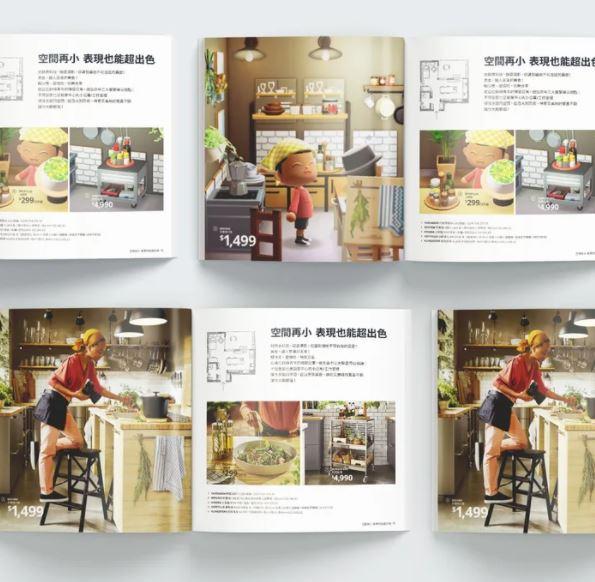 IKEA推「動森版型錄」 神還原「北歐風臥室」玩家超興奮!