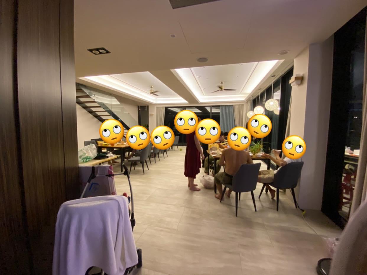 包棟民宿「與老闆同住」超瞎 打牌「突被關燈」:一樓現在不開放!