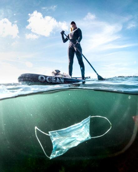 全球因疫情消耗2千亿个口罩,专家:塑料污染要来了!