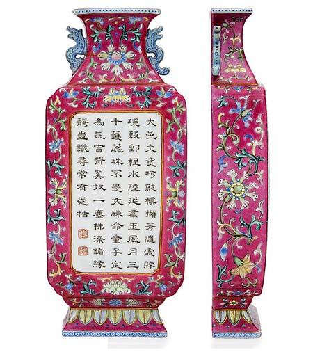 無聊鑑定舊花瓶...發現是「乾隆親手題字的」嚇到爽賺豪宅!