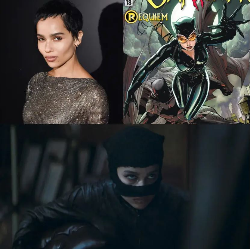 2021年《蝙蝠俠》卡司被封「歷年來最強」不只有兩大男神!