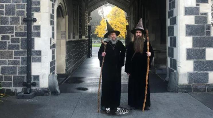 紐西蘭唯一「官方認證巫師」 獲「4星好評」透露:已找到接班人
