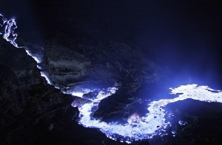 17張「上輩子拯救過地球」才能拍到的驚人照 印度有藍色岩漿!