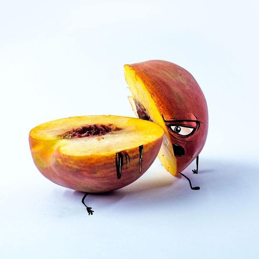 水果戲劇化