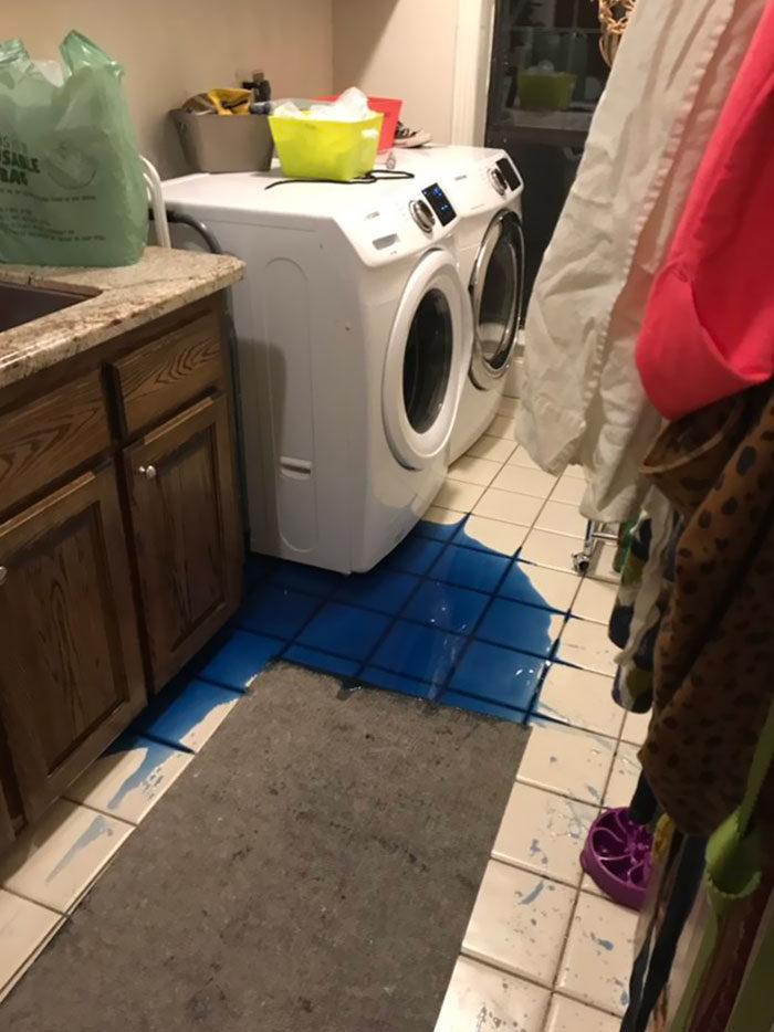 洗衣機悲劇