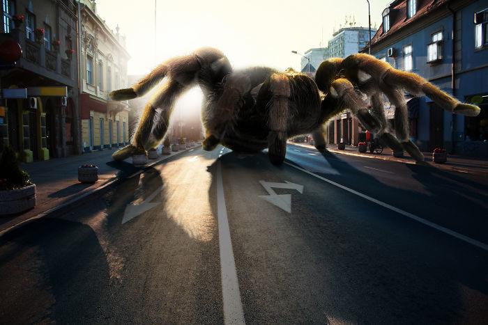 動物巨大化