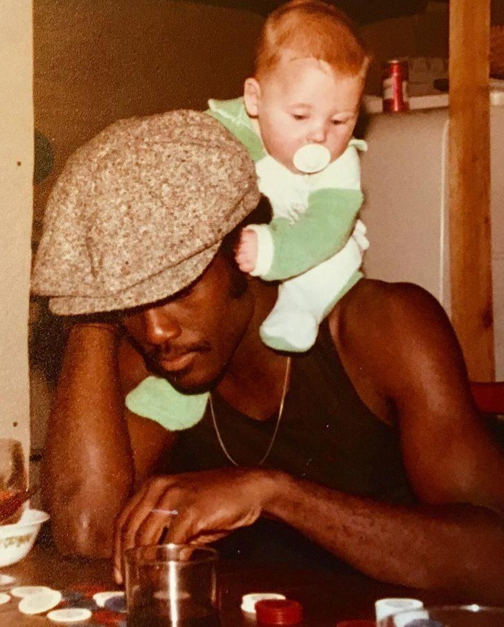 20個「爸媽活得比你瘋狂」的證明 他當年模仿「大力水手」爆紅!