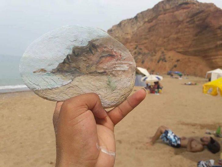 20位把「日用品→藝術」的超強人類 岩石也能變「玻璃」!