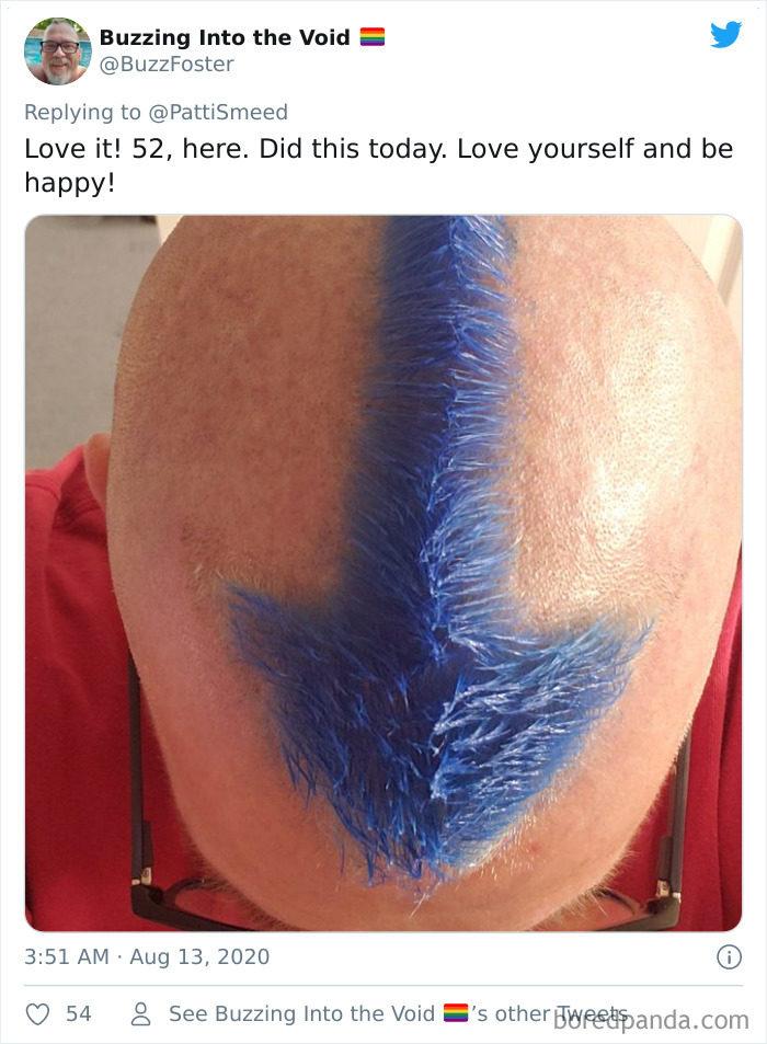 28位「頭髮比你潮」的阿公阿嬤 她「揪孫女一起」太可愛!