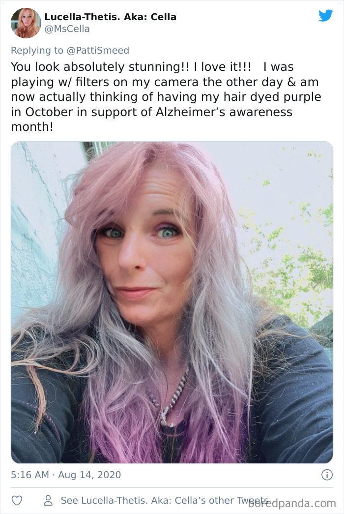 老人新潮髮型