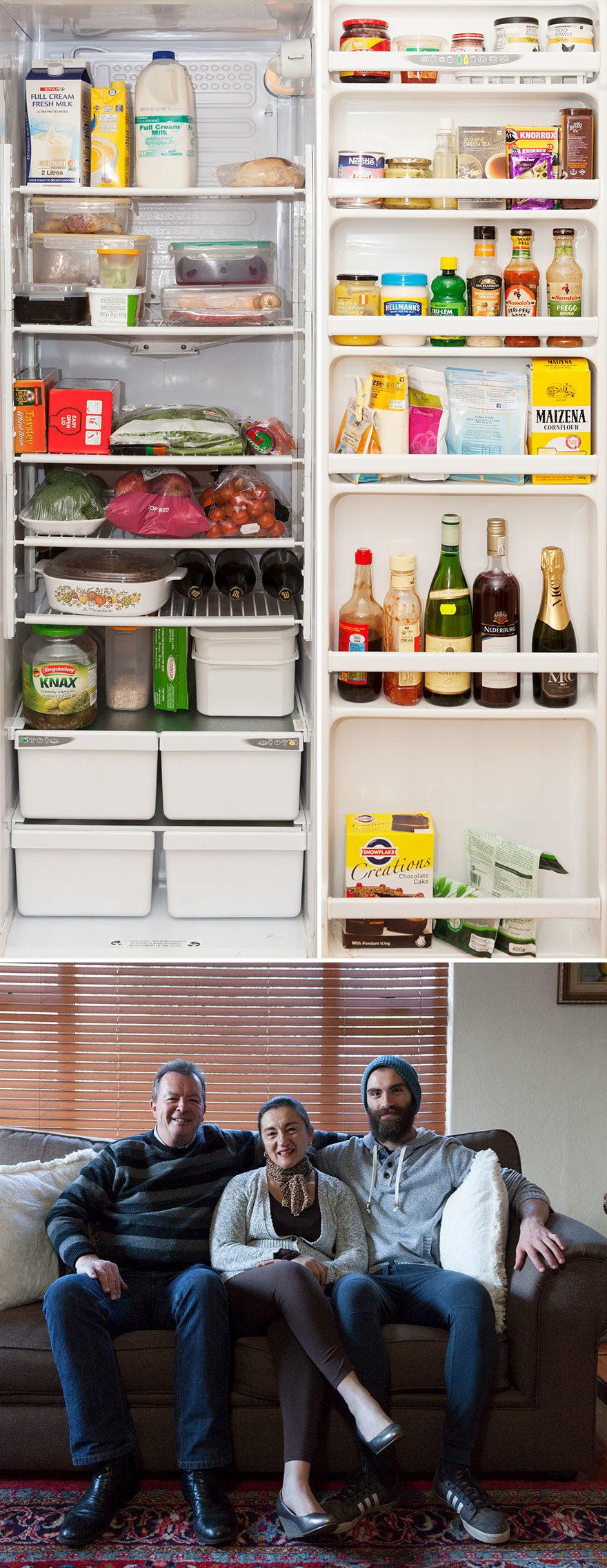 冰箱看個性