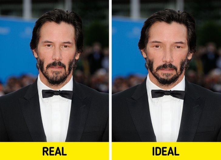 如果臉是「黃金比例」會變怎樣?布萊德彼特「完美化」超不完美!