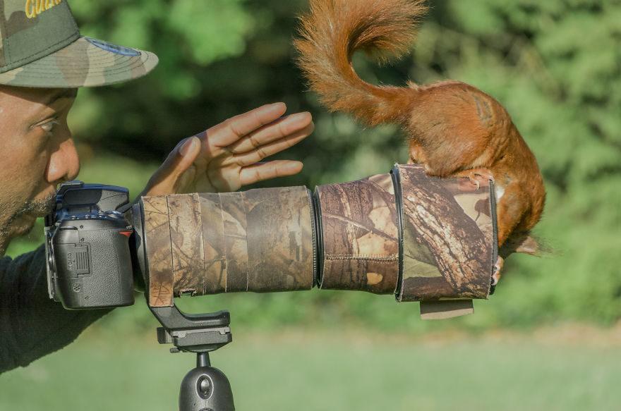 攝影師痛失最後的家人靠「嬌小朋友」找回生命的意義