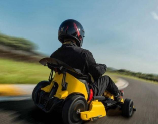 藍寶堅尼推出「卡丁車」 「一車兩用」價格親民到想入手!