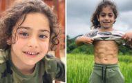 6歲男孩「為了實現夢想」炸出腹肌 連拳王都變他粉絲!