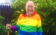 90歲爺爺「想讓人生完整」走出深櫃 協尋「舊情人」卻永遠太遲了