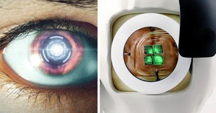 直接連結大腦!大學研世界第一個「仿生眼」:不用眼睛也「看得見」