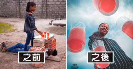 神人低成本打造「唯美廣告照」 幫「美祿業配」比廠商還專業!