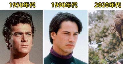 1950至今的「各年代男神」 「管家阿福」年輕時帥過蝙蝠俠