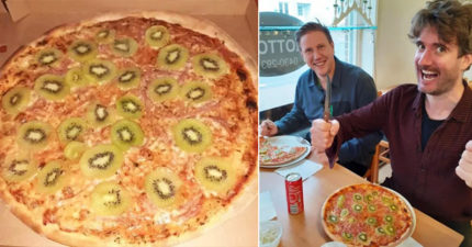 他發明「奇異果披薩」...秒收義大利人嗆聲:想被打?