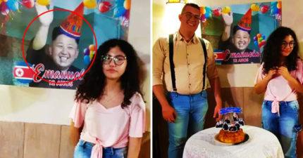 疼妹魔人找來「最有名韓國人」開生日派對 妹當場臉僵太爆笑