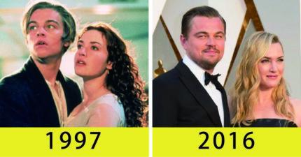 13張《鐵達尼號》演員「23年前VS現在」對比照 她拍完就跟導演結婚了!