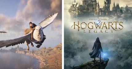 PS5遊戲新作《哈利波特》畫面曝光 全新「開放世界玩法」