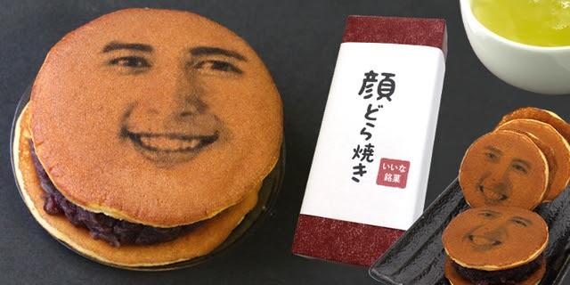 客製化「人臉銅鑼燒」幫你考驗友情 店家掛保證:收到會笑3次