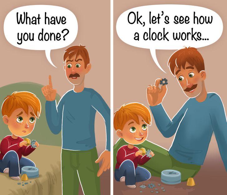跟孩子聊天「用專有名詞」會變更聰明 數學不好可能是爸媽的錯!