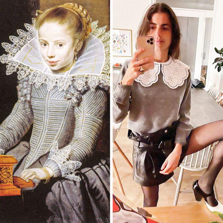 11個上世紀時尚「捲土重來後」模樣 集中內衣以前是挖中空