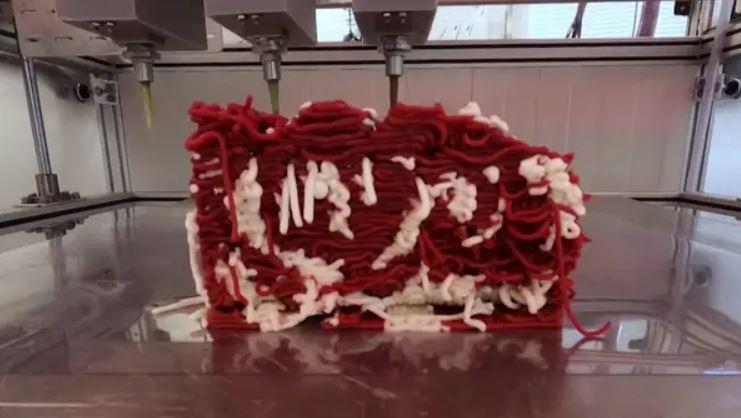 2026年「3D列印肉」稱霸全球市場 口感逼近真實牛排!