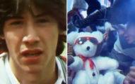 基努李維「20歲青澀影片」曝光 參加泰迪熊展「超天真舉動」:是大男孩♥