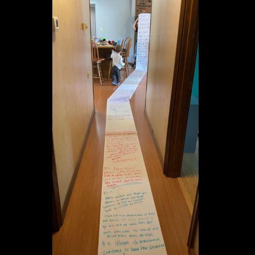 鄰居寫「15公尺長信」大罵 她看「唯一要求」超傻眼
