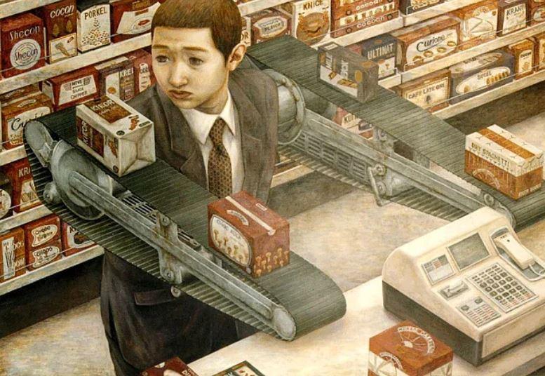 沒人能比他更能呈現「日本社會的扭曲」...可惜最後也帶走了自己