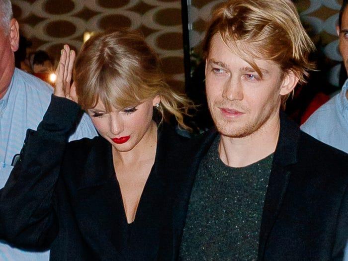天后的男人!泰勒絲與喬歐文的「戀愛大事記」...新歌透漏分手訊息?