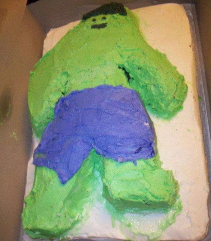 40個讓你「對人生絕望」的蛋糕 酸黃瓜熱狗口味連美軍都投降