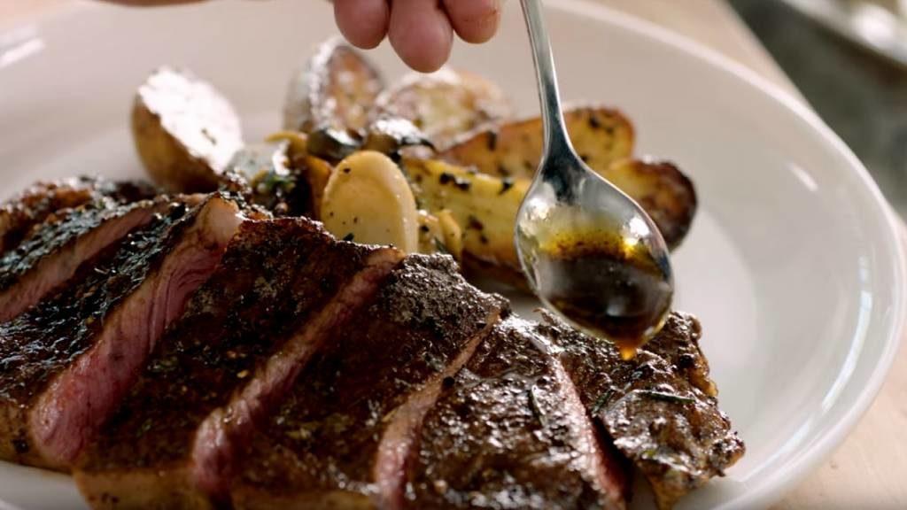 地獄主廚牛排餐應gordon ramsay steak