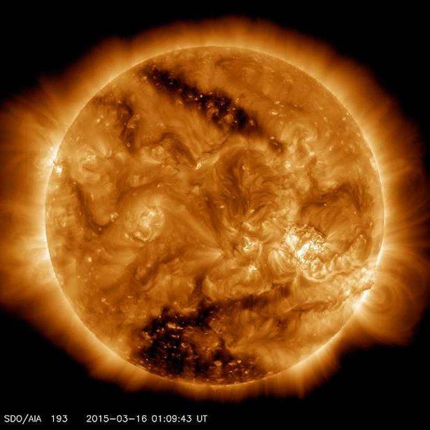 太陽有主人了!她將「太陽註冊為私人財產」 還規定要繳費給她
