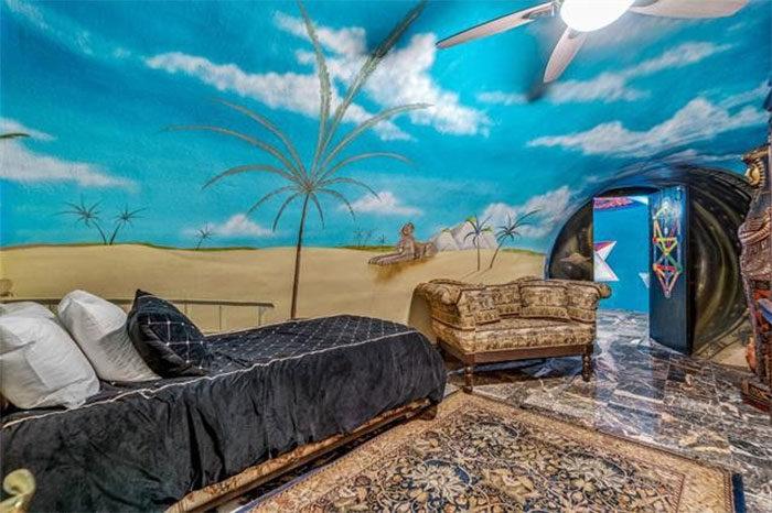價值6千萬「地下城內裝」曝光 海灘跟夕陽讓你想入住一輩子