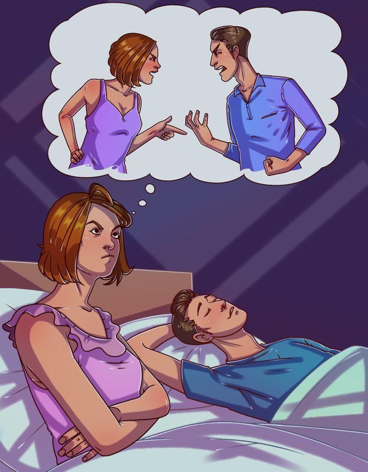 5個如果「氣到睡著」會發生的嚴重後果 睡你隔壁的也會被影響