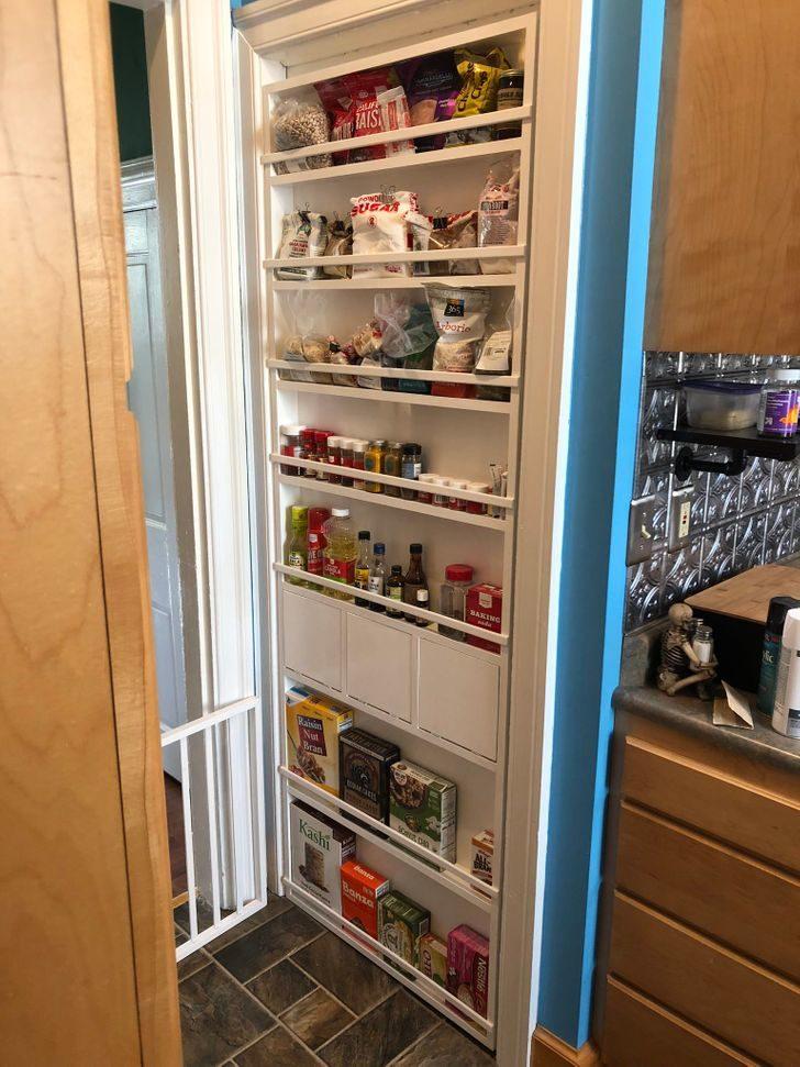 15個「遭小偷也不怕」腦洞秘密基地 衣櫃裡竟然有「廚房」!