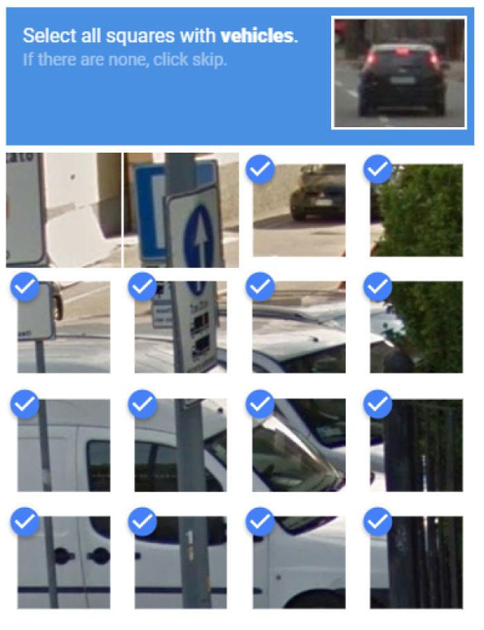 驗證機器人