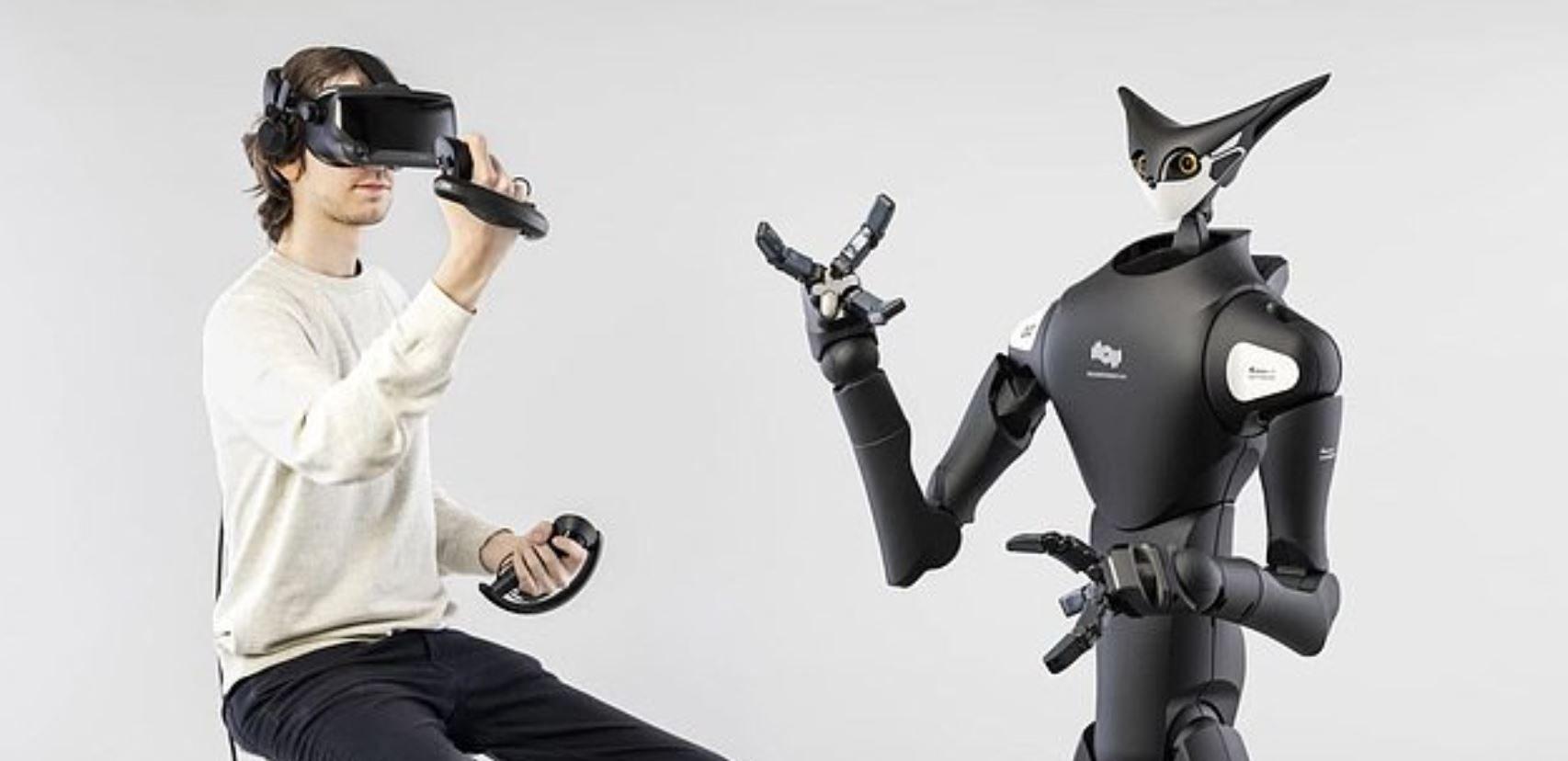 超商機器人
