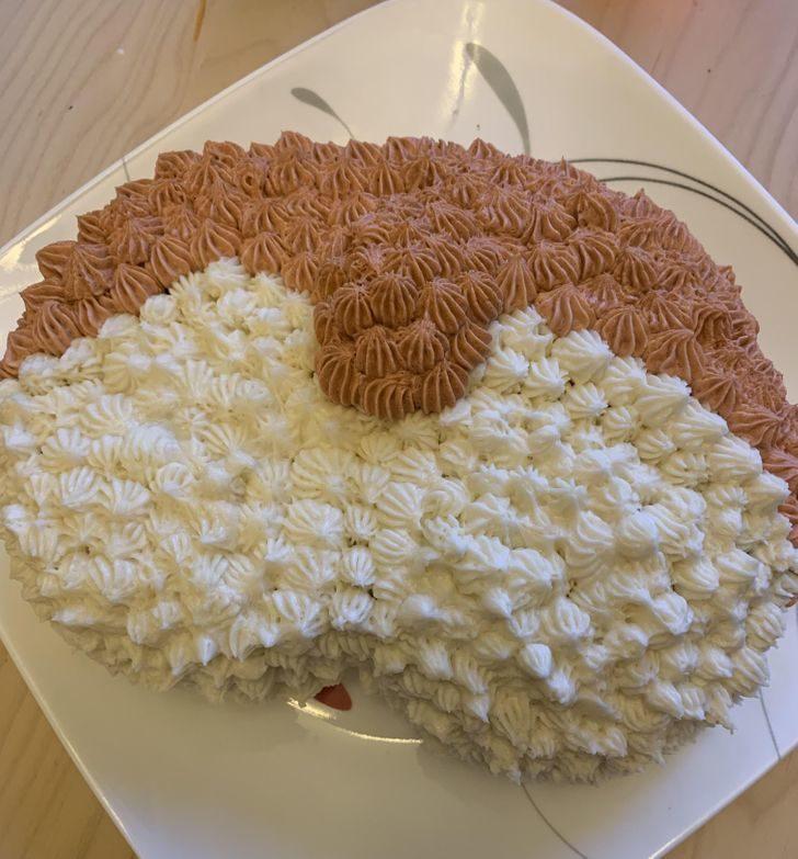 14個「被上天眷顧」的幸運人類 崩壞草稿換來「夢幻蛋糕」!