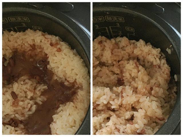 用「紅豆冰棒」做夢幻粉色紅豆飯 懶人料理成功關鍵是「水量」