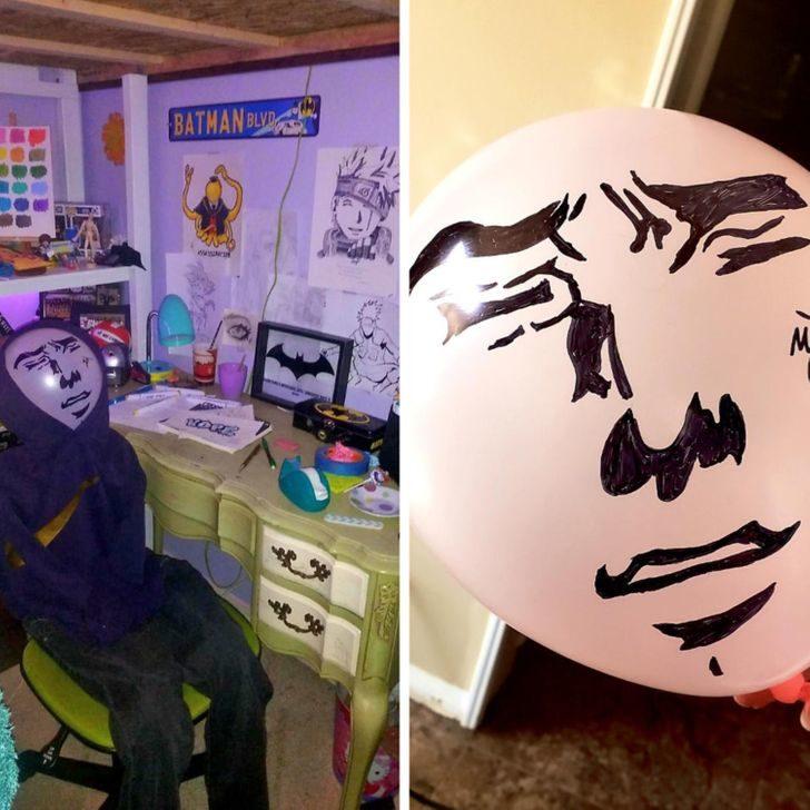 19個最懂「快樂真實模樣」的孩子 想「靠氣球」逃家太天才